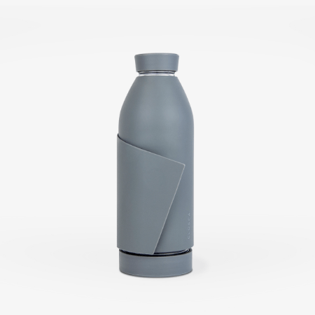 Botella reutilizable Gris - Closca