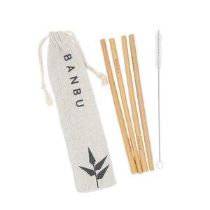 kit pajitas bambu. Banbu