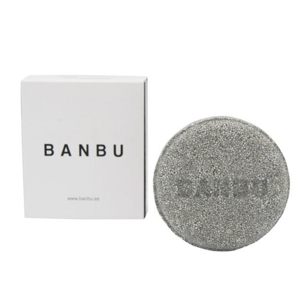 champú sólido cabello graso. Banbu