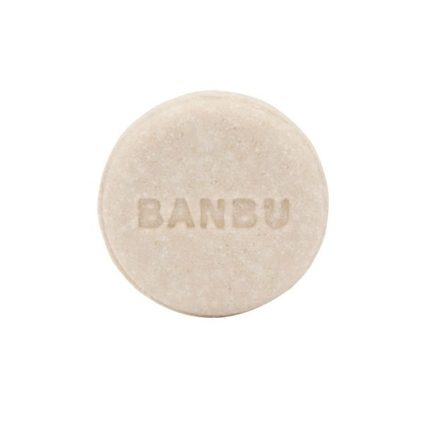 champú sólido cabello seco. Banbu