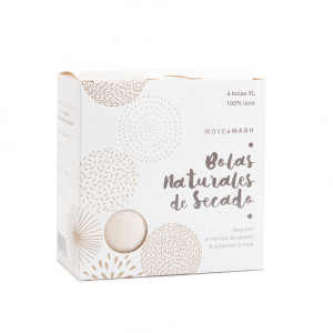 Bolas naturales de secado - Move & Wash