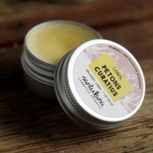 Labial natural besos curativos. Santulana