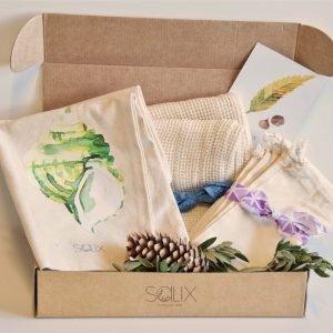 Pack compra sin residuos de Salix