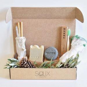 Pack básicos zero waste de Salix