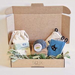 Pack cuidado facial zero waste de Salix