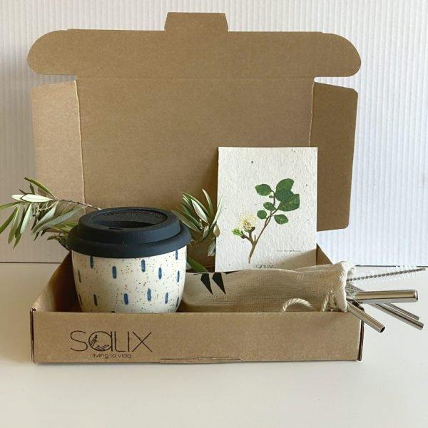 Pack regalo profe café zero waste