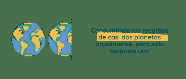 La vida zero waste reduce el consumo de recursos - Salix