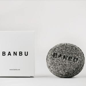 Champú sólido cabello graso sin plástico - Banbu