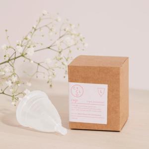 Copa menstrual sin plastico - CYCLO