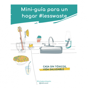 Mini-guía para un hogar #lesswaste - Salix