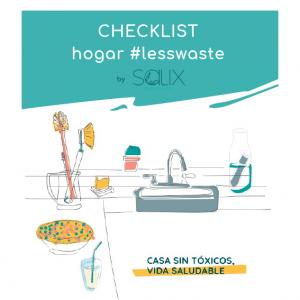 CHECKLIST hogar zero waste - Salix